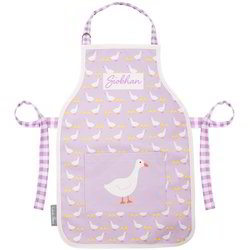 Printed Kids Apron