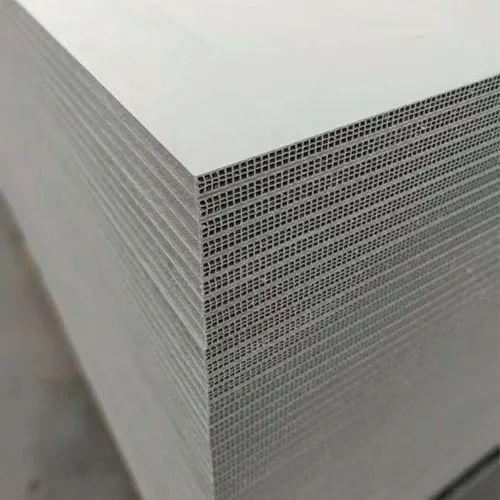 Pvc Formwork Hollow Plastic Formwork Manufacturer From Surat