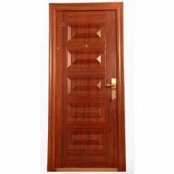 SD9522 Mild Steel Security Door