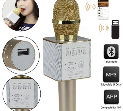 Q7 Karaoke Speaker Mike Karaoke Mic À¤• À¤° À¤¯ À¤• À¤® À¤‡à¤• À¤° À¤« À¤¨ Sub Promotions India Private Limited Mumbai Id 16538226533