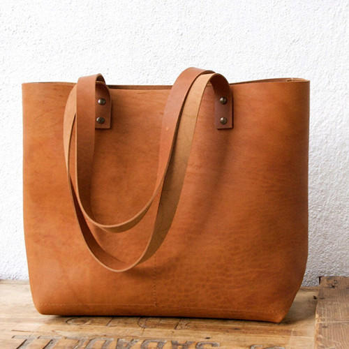309ebba03ceca Keep your whole life in your handbag  Try a large leather tote