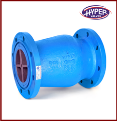 Blue Inline Nozzle Check Valve, Valve Size: 1 ~ 12 ( 50 Mm To 300 Mm)