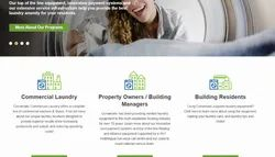 Laundry Website Designing Service