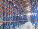 Aluminium Pallet Racking Multi Tier Racks, For Supermarket