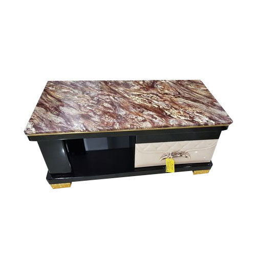 Rectangular Marble Top Center Table Rs 7000 Piece
