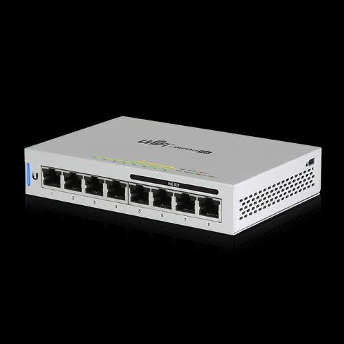 Ubiquiti US-8-60W UniFi Switch 8 60W (8-Port Fully managed