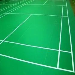 Green Sport Flooring