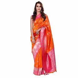 1041 Handloom Silk Saree
