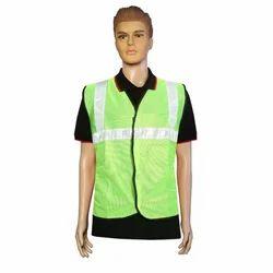 Nova Safe Reflective Safety Jacket 2 inch Cloth, 65GSM