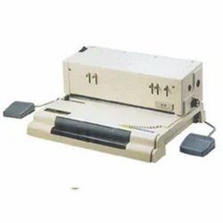 Koilmaster E Binding Machine