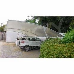 Waterproof Car Parking Shed