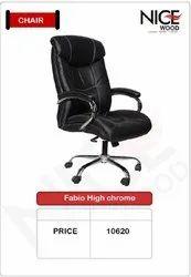Fabio High Chrome Chair