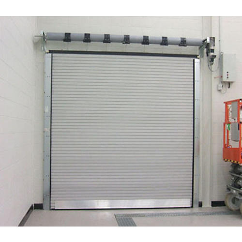 Full Height Mild Steel Automatic Shutter