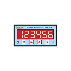6 Digit Single Stage Digital Preset Counter