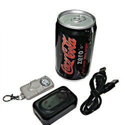 Spy Coca Cola Can Camera
