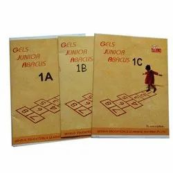 Junior Level 1 Abacus Book