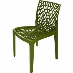 Metro plastic Cafeteria Chair