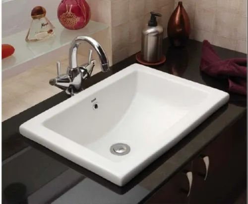 Counter Basin Under And Over, Over Counter Bathroom Sink