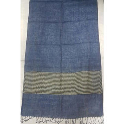 Linen Yarn Dyed Stripe Stoles