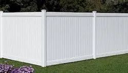 Paint Coated PVC Fence, for Fencing