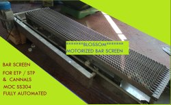 MOTORISED BAR SCREEN