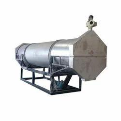 Limestone Dryer