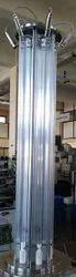 UV Sanitizer Human Sensor, Mobile Connectivity For Industrial/Commercial & Hospital
