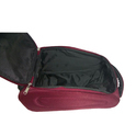 Cari Maroon Laptop Overnighter Cabin Luggage - 18 inch