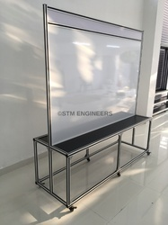 Display Board With Shelf