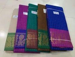 Sungudi Cotton Saree