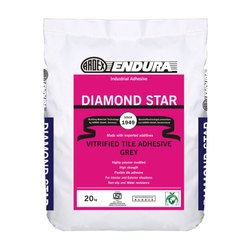 ARDEX ENDURA DIAMOND STAR Grey IS Type 2 Tile On Tile Application Adhesive