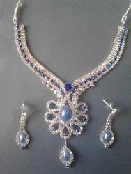 Hetvi Silver Necklace