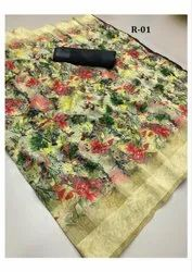 LIGALZ NEW TANGELI SILK SAREE