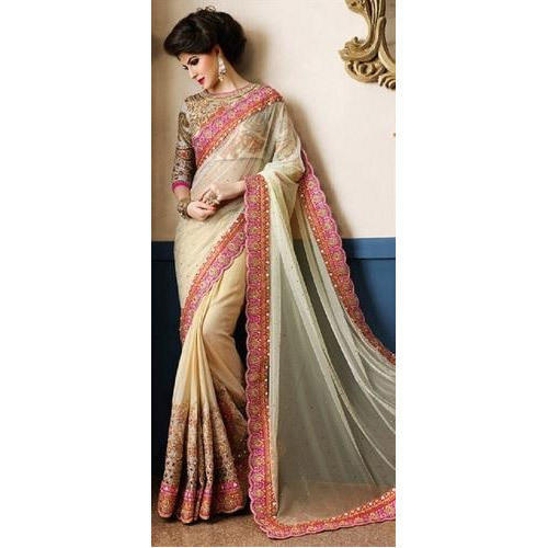 0c293a5a38 Party Wear Womens Designer Sarees, All Colour, Rs 5000 /piece | ID ...