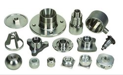 Stainless Steel CNC Turned Components, Packaging Type: Box
