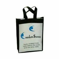 Printed Loop Handle Non Woven Bag