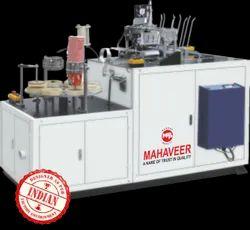M60 Heater Sealing Paper Cup Machine