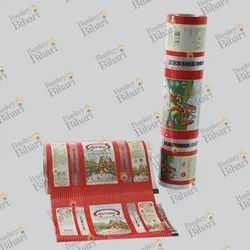 Multicolor Printed Flexible Laminates Roll Form, for Packaging, Thickness: 100-300 Micron