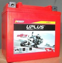 UPLUS Motorcycle Battery UT5-3 (4LB)