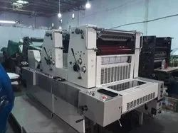 Used Komori Sprint 225 4 Color Offset Printing Machine
