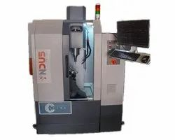 Automatic CNC Drilling Machine