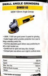 DW 810 4 Inch Dewalt Hand Grinder