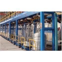Galvanized Wire Plant