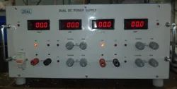 Dual DC Regulated Power Supply