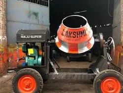Concrete Mixer Machine Raju Super Model