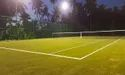 Cool White Led Tennis Court Lights