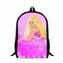 Barbie Girl School Bag