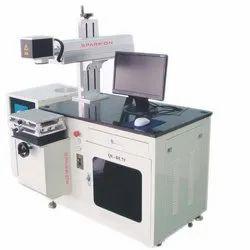 Desktop Fiber Laser Marking Machine
