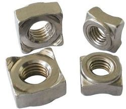 Weld Nuts Square