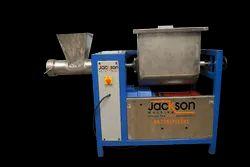 Stainless Steel Papad Atta Mixer Machine, Capacity: 10-20 Kg